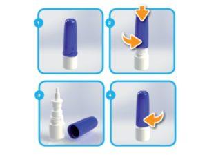 Pompes sprays : la sécurité enfants en plus