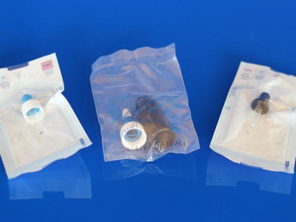 Emballages unitaires stériles