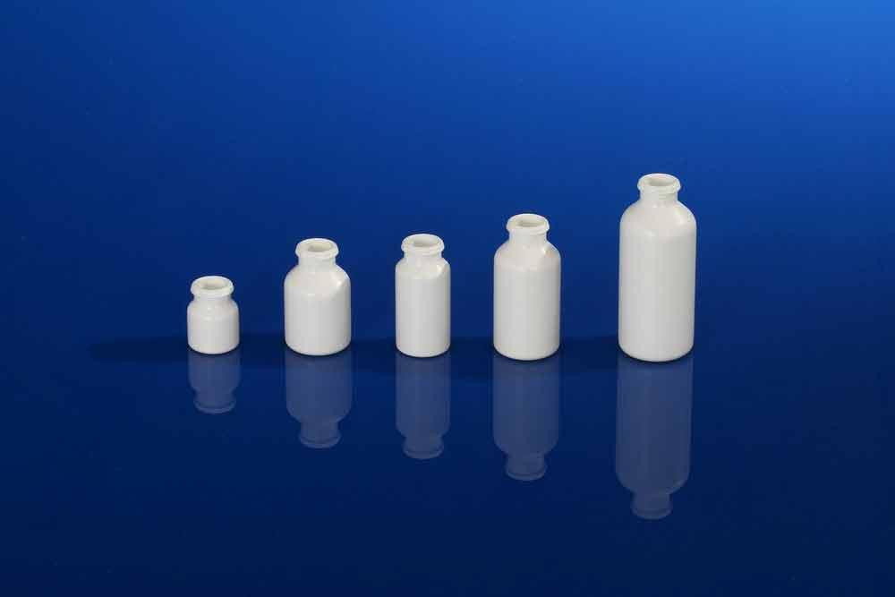 Flacons PEHD pour pompes sprays