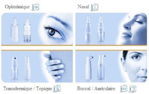 Focus pompes multi-doses
