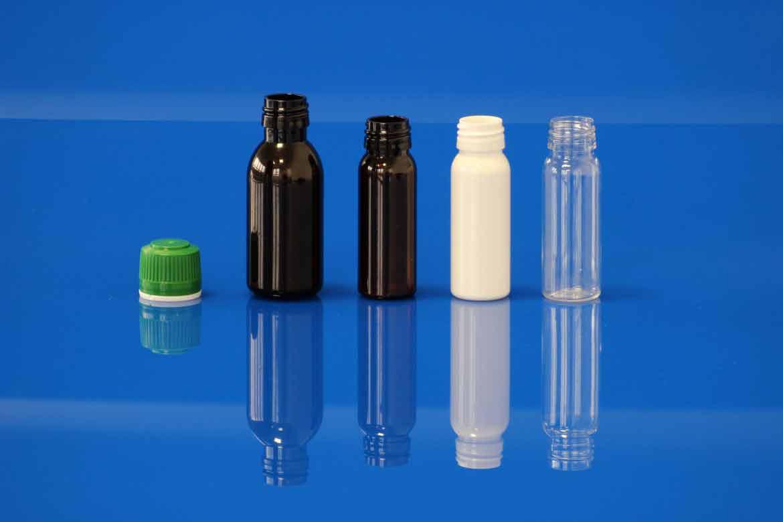 Flacons monodoses