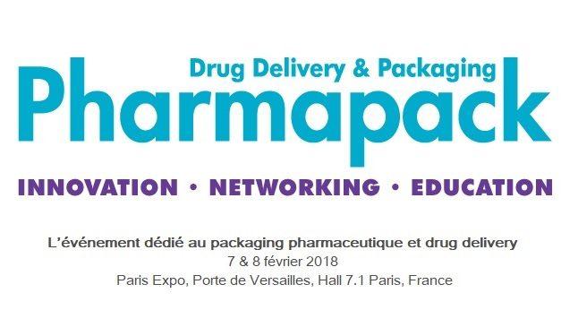 Pharmapack 2018