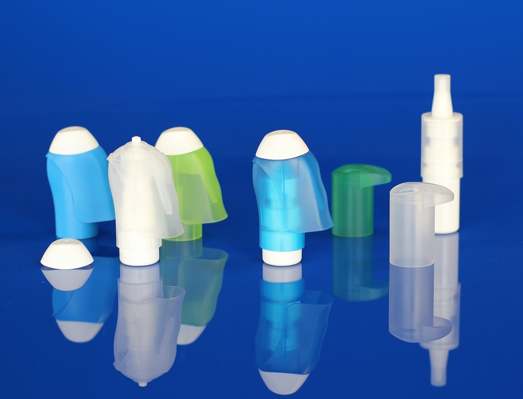 Pompes sprays ophtalmiques multi-doses