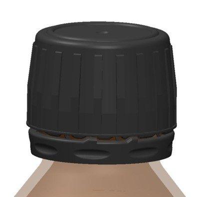 capsule inviolable PP28